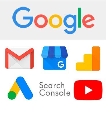 Utilidades Google para mi web